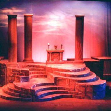 Medea Opera -Sets & Costumes