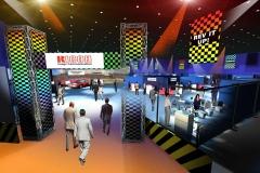 Ricoh Exhibition Design for Ricoh Sales Meeting
