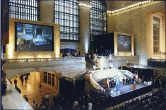 Design and Staging Grand Central Re-dedication Ceremony