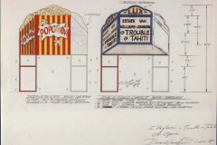 Marquee-at-the-movie-theater