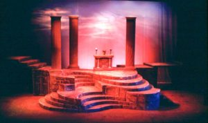 Set & Costume Design for Medea Opera
