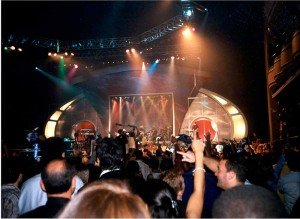 Set Design build and construction of a boxing tournament and concert featuring Wyclef Jean and Black Eyed Peas. Comedians headlier Godfrey and Fat Joe and other A-listers